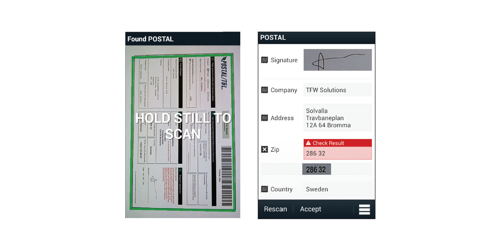 Mehrere Barcodes mit einem Scan erfassen - Simulscan | identWERK