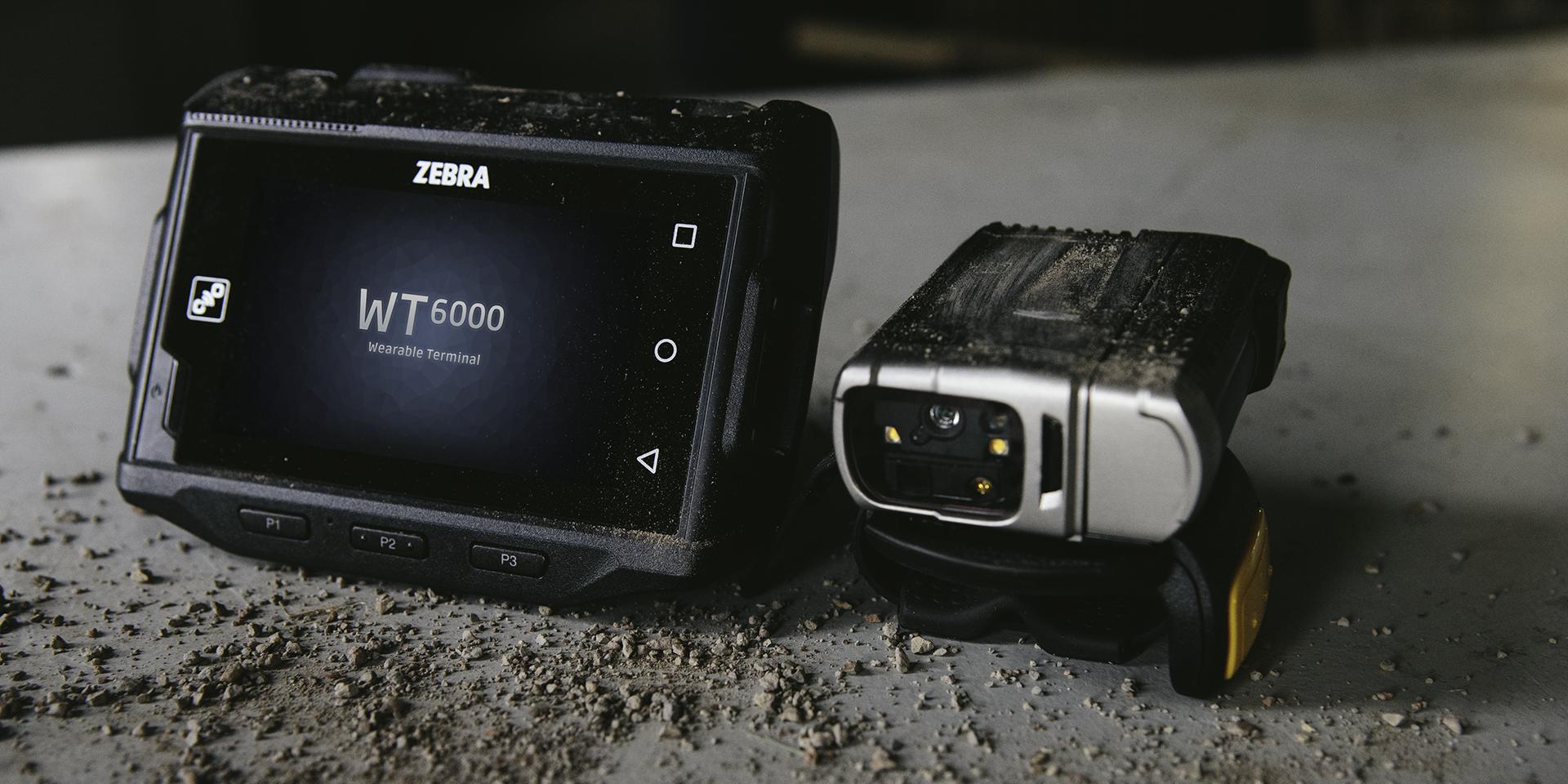 Zebra RS6000 2D Ringscanner - Details und Datenblatt | identWERK